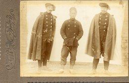 Photo Vers 1865 Cdv Enfant Chasseurs Alpins - Anciennes (Av. 1900)