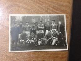 Photo Carte Originale  équipe De Football Herstal ? - Photographs