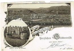 Gruss Aus Diekirch,1900 état - Postcards