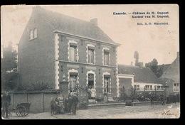 EXAARDE  CHATEAU DE M.DUPONT - Lokeren