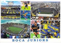"""STADES Stadium ( ARGENTINA Argentine ) BUENOS AIRES Club """" BOCA JUNIORS """" CPM GF - Estadio Stadion El Stadio Lo Statio - Stades"""