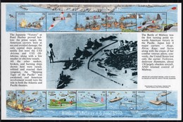 UGANDA - 1992 The 50th Anniversary Of Japanese Attack On Pearl Harbor  M542 - Ouganda (1962-...)