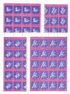 1997. Kazakhstan, Astrology, Sings Of Zodiac, 12 Sheets Of 20v, Mint/** - Kazakhstan