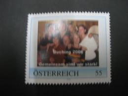 Österreich- Pers.BM 8013796** Buching 2006 - Gemeinsam Sind Wir Stark - Österreich