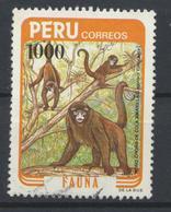°°° PERU - Y&T N°780 - 1984 °°° - Pérou
