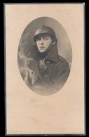LEON DE MUNTER - ST.PIETERS WOLUWE 1909 - GENT 1931 - 2 SCANS - Décès