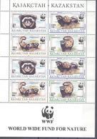 1997. Kazakhstan, WWF, Animals, Sheetlet, Mint/** - Kazakhstan