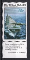 MARSHALL ISLANDS - 11992 History Of The Second World War - Doolittle Raid On Tokyo, 1942  M553 - Marshall