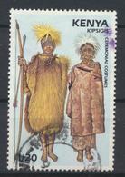 °°° KENYA - Y&T N°487 - 1989 °°° - Kenya (1963-...)