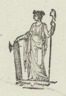 Vesoul An 11-1.12.1802 Vergnes,Général De La Brigade  Dépôt Mendicité  Ensisheim  Héraldique - Documents Historiques