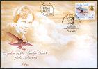Serbia 2007 Amelia Erhart - Flight Across Atlantic, FDC - Serbia