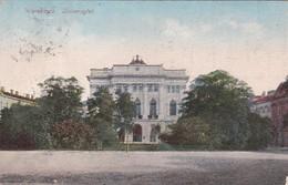 WARZAWA UNIVERSYTET. CIRCULEE 1923 POLSKA - BLEUP - Polen