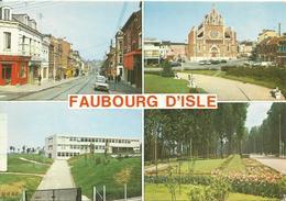 Saint-Quentin (02) - Faubourg D'Isle - Saint Quentin