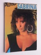 SABRINA ( 115 - Le Terme ) Anno 19?? ( See/zie/voir Photo ) ! - Chanteurs & Musiciens