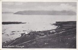 KIRKJUBOUR. FOROYAR. ENERET. VOYAGEE CIRCA 1930s - BLEUP - Faeröer