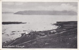 KIRKJUBOUR. FOROYAR. ENERET. VOYAGEE CIRCA 1930s - BLEUP - Féroé (Iles)