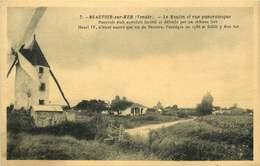 VENDEE BEAUVOIR Sur MER  Le Moulin - Beauvoir Sur Mer