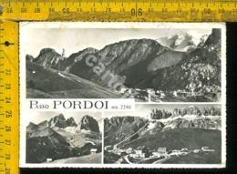 Trento Dolomiti Passo Pordoi - Trento