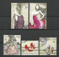 Finland 2009 Fashion Y.T. 1936/1940 (0) - Gebraucht