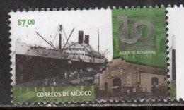 MEXICO , 2018, MNH, CUSTOMS, SHIPS,   1v - Ships
