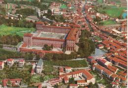 MONCALIERI - PANORAMA AEREO - CASTELLO - VIAGGIATA - Otras Ciudades