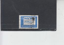 ARGENTINA  1978 - Yvert  1144 - Serie Corrente - Argentina