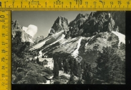 Trento Dolomiti Gardeccia Catinaccio Rifugio - Trento