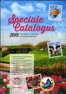 Speciale Catalogus 2015: NVPH Catalogue Of Netherlands. - Netherlands