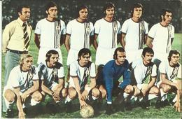 Football -- Slovan Bratislava -  (Tchécoslovaquie)     (2 Scans) - Soccer