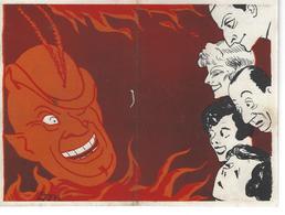"""75 - PARIS - T.Beau Programme Du Théâtre Marigny """" Le Diable à Paris """" Avec Raimu , Simon Girard , J.St Bonnet , O'Nil - Programmi"""