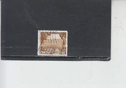 ISRAELE 1971-75 - Yvert 470 - Serie Corrente - Israel