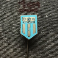 Badge Pin ZN007591 - Volleyball Yugoslavia Serbia Stara Pazova - Voleibol