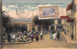 Sénégal - Dakar - Place Du Marché - Senegal