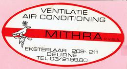 Sticker - Ventilatie Air Conditioning - MITHRA - Eksterlaar DEURNE - Stickers