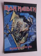 IRON MAIDEN - No Prayer For The Dying ( 1197 - Made In E.E.C. ) Anno 19?? ( See/zie/voir Photo ) ! - Chanteurs & Musiciens