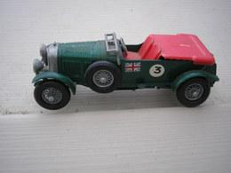 Modele Reduit Lesney BENTLEY 1/43 EN FER 1950 - Jouets Anciens