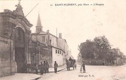 NIORT  (79 - Deux Sèvres) L'Hospice - Niort