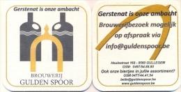 #D78-120 Viltje Brie. Gulden Spoor - Sous-bocks