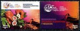 Peru (2018) - Set -  /  Patata - Potato - Flowers - Agriculture - Fleur - Food - Vegetables