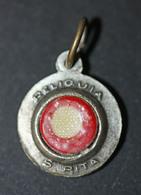 "Pendentif Médaille Religieuse Reliquaire Relique ""Sainte Rita"" Religious Relic - Religion & Esotérisme"