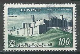 Tunisie Poste Aérienne YT N°22 Vue De Monastir Oblitéré ° - Tunisie (1956-...)