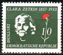 DDR - Mi 592 - ** Postfrisch (C) - 10Pf  Clara Zetkin - [6] République Démocratique
