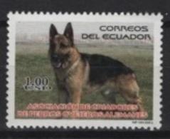 Ecuador (2006) Yv. 1978  /  Dogs - Hunde - Chien - Perros - Hunde