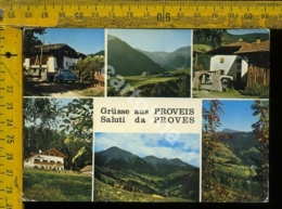 Bolzano Dolomiti Val Di Non Proves Proveis - Bolzano