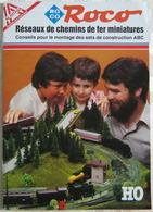 Guides ABC Kits H0 Réseaux De Mines Miniatures Français - Französisch