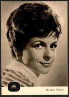 C0638 - TOP Margot Ebert - Autogrammkarte - Deutscher Fernsehfunk DDR - Reichenbach Verlag - Autographes