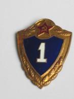 Ancien Insigne De Régiment RUSSE à IdentifIer   **** EN ACHAT IMMEDIAT **** - Russia