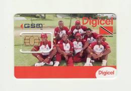 TRINIDAD & TOBAGO Digicel GSM SIM MINT - Trinidad & Tobago