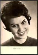 C0651 - TOP Fanny Daal - Autogrammkarte - Reichenbach Verlag DDR - Autographes