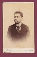 171218A - ROUMANIE PHOTO CDV BUKAREST BUCAREST LOUIS - 1891 Homme Lavallière - Rumania